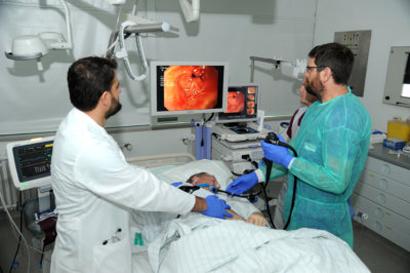 Klinik für Allgemein-, Visceral und minimalinvasive Chirurgie Operation