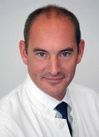 Kinikdirektor Dr. Frank Erckmann