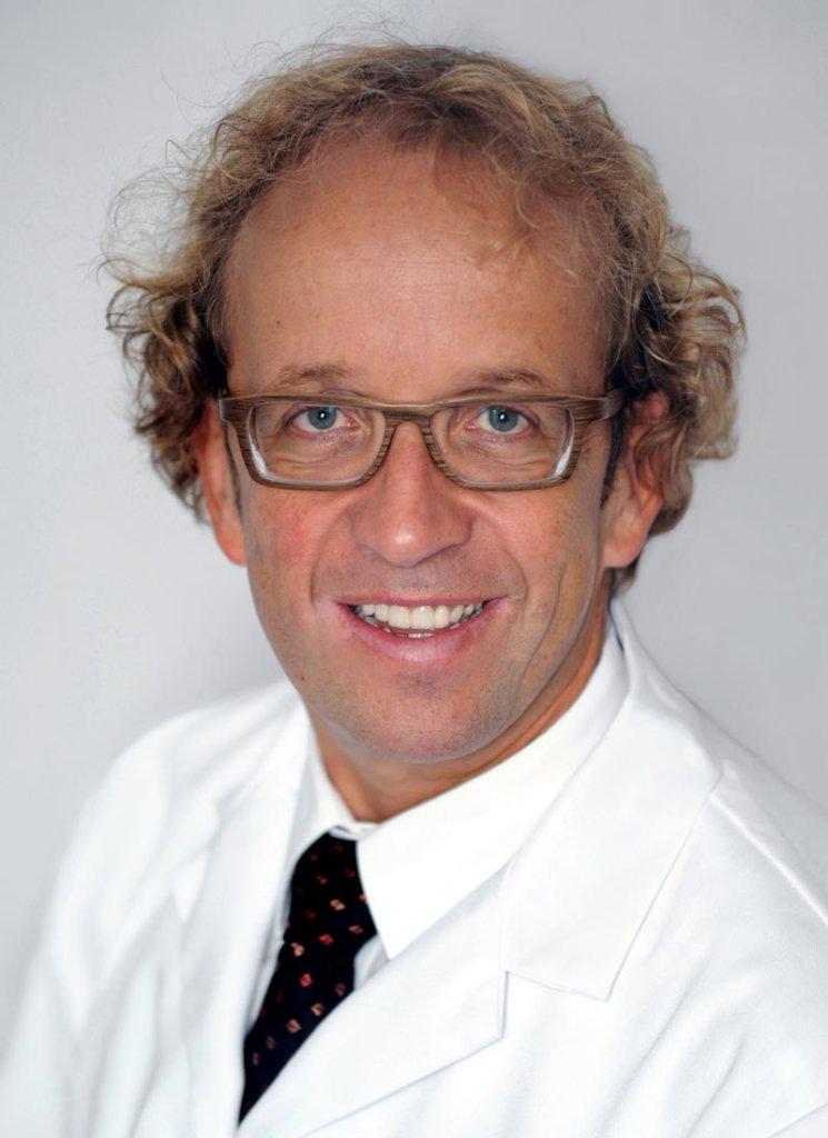 Klinikdirektor Prof. Dr. Alexander T. Wild
