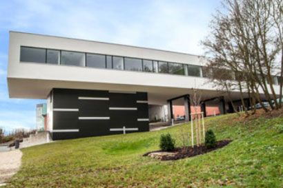 Patientenzimmer in der Frauenklinik Donauwörth